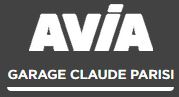 logo station garage Parisi Claude avia Saint-Claude